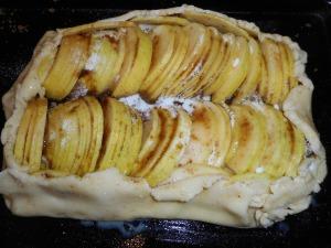 apple galette 010