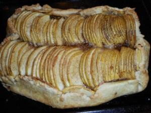 apple galette 011