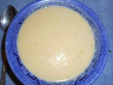 choco chip muffin, leekpotato soup 018