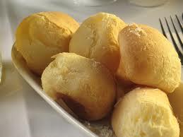 Pao de Queijo bread