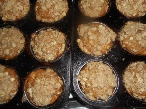 apple muffins veggie mix 006