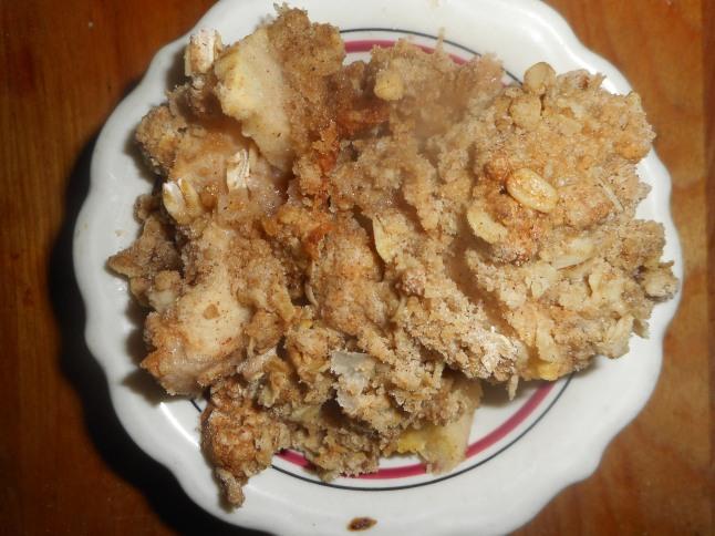 pork tenderloin, banana choco cupcakes 007