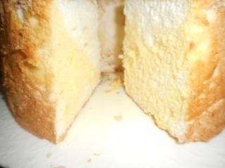 daffodil cake, french apple tart 010