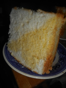 daffodil cake, french apple tart 014