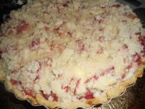 rhubarb sour cream pie 005