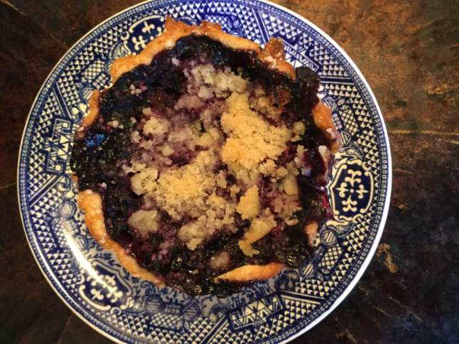 blueberry tartlet 2017