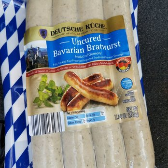 bratwurst package