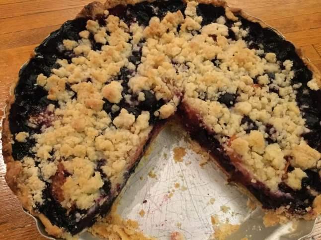 pie missing a slice