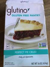 glutino pie crust