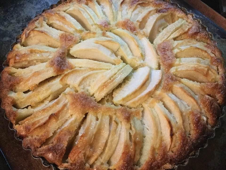 apple frang tart baked